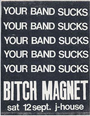 B magnet