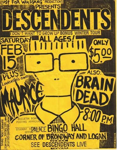 Descendents Maurice 21584