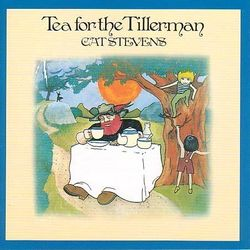 Cat Stevens.Tea for the Tillerman